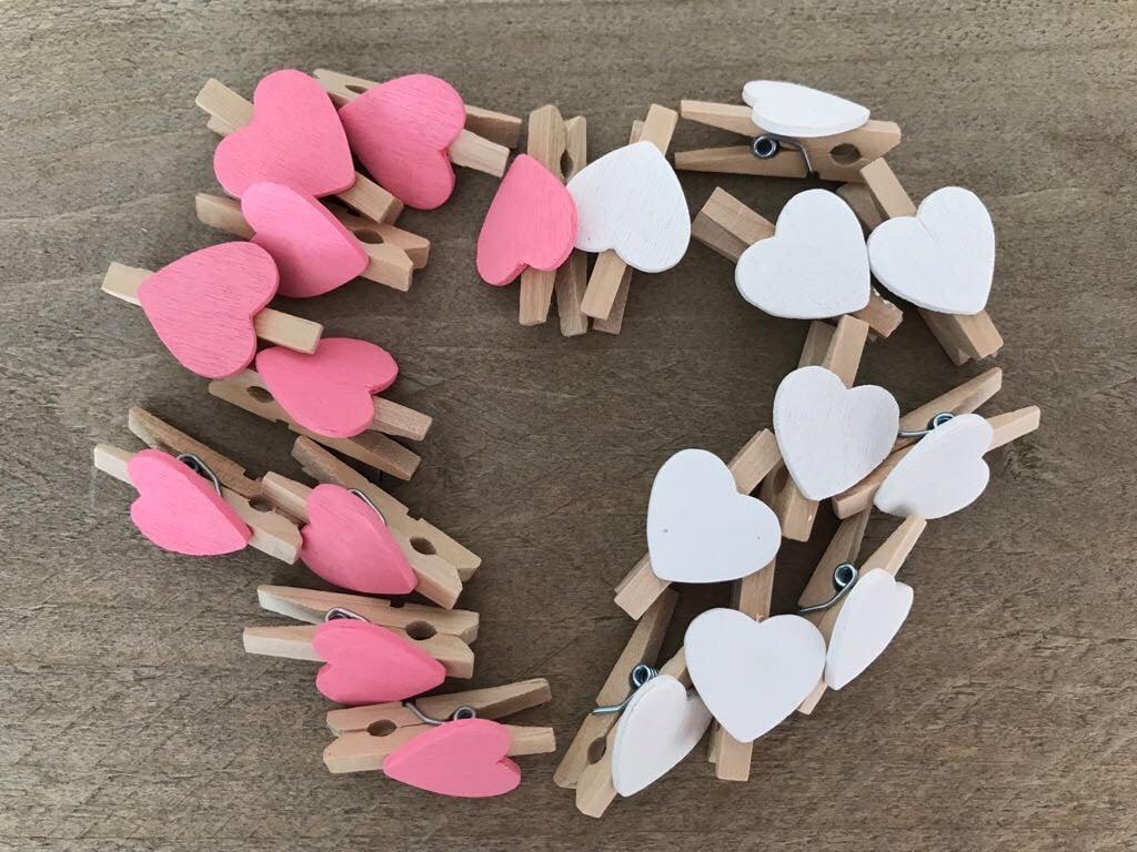 hartjes roze - hearts by bird - mariekeblogt.nl