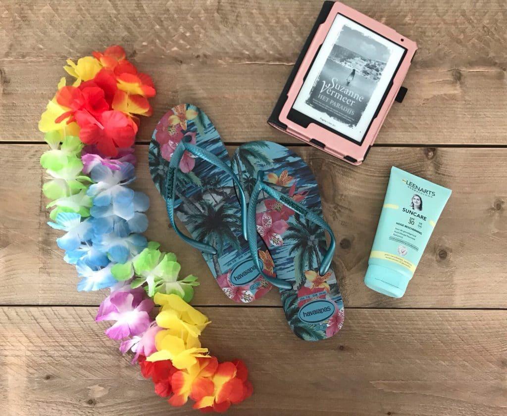 havaianas tropical blue splash slippers #flipflops mariekeblogt.nl