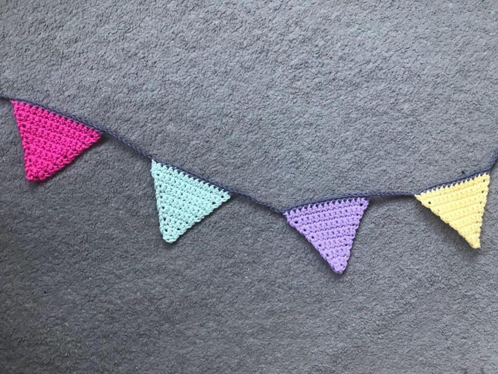 vakantieslinger - haken - haakpatroon - crochet mariekeblogt.n #crochet