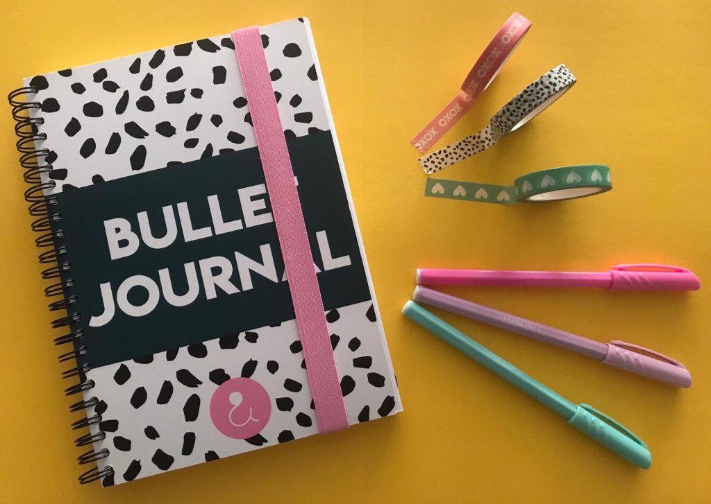 Bullet journal vakantiedagboek #bujo #diy mariekeblogt.nl